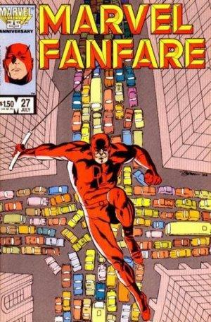 Marvel Fanfare 27