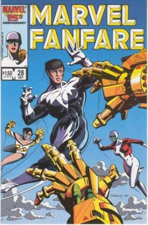 Marvel Fanfare 28
