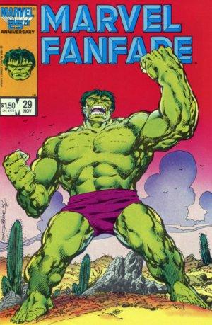 Marvel Fanfare 29