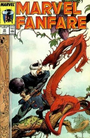 Marvel Fanfare # 35 Issues V1 (1982 - 1992)