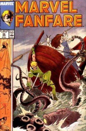 Marvel Fanfare # 36 Issues V1 (1982 - 1992)