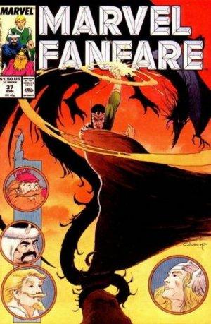 Marvel Fanfare # 37 Issues V1 (1982 - 1992)