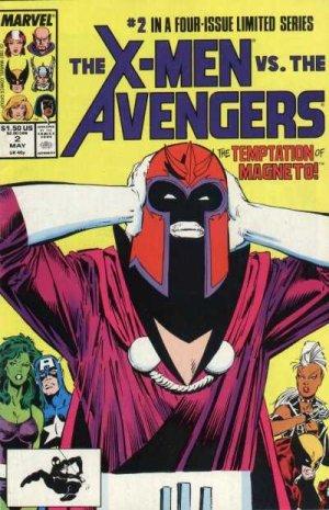 The X-Men vs. the Avengers # 2 Issues