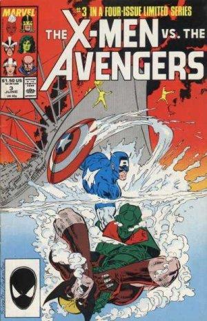 The X-Men vs. the Avengers # 3 Issues