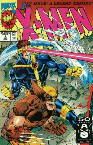 X-Men # 1 Issues V1 (1991 - 2001)