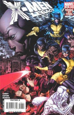 X-Men Legacy # 208