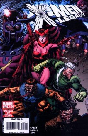 X-Men Legacy # 209