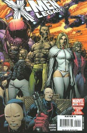 X-Men Legacy # 210