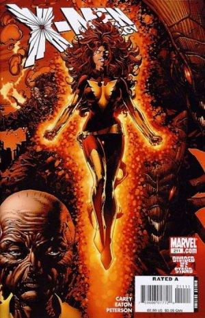 X-Men Legacy # 211