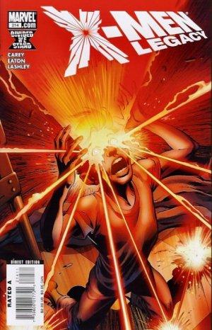 X-Men Legacy # 214