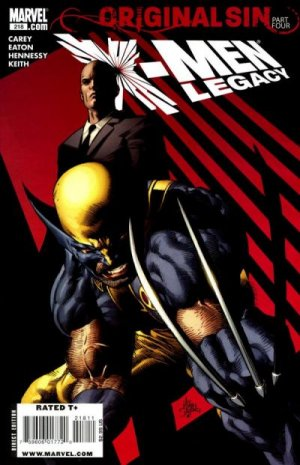 X-Men Legacy # 218
