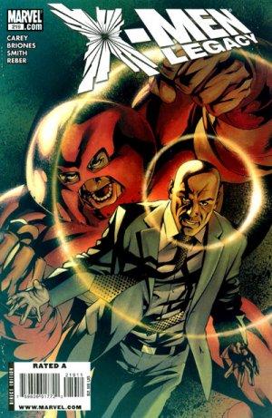 X-Men Legacy # 219