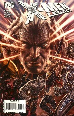 X-Men Legacy # 221