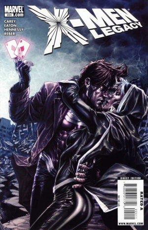 X-Men Legacy # 224