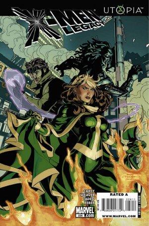 X-Men Legacy # 226