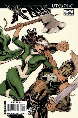 X-Men Legacy # 227