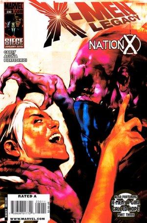 X-Men Legacy # 230