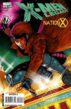 X-Men Legacy # 229