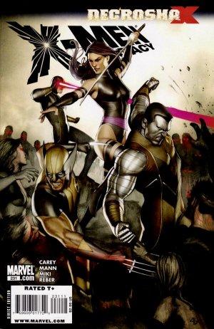 X-Men Legacy # 231