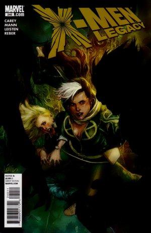 X-Men Legacy # 240