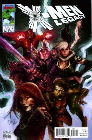 X-Men Legacy # 241