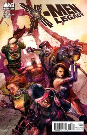 X-Men Legacy # 242