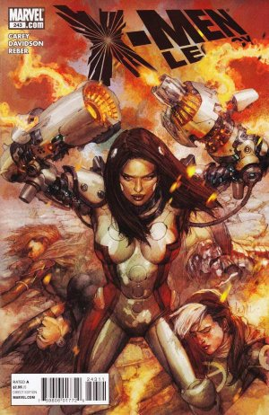X-Men Legacy # 243