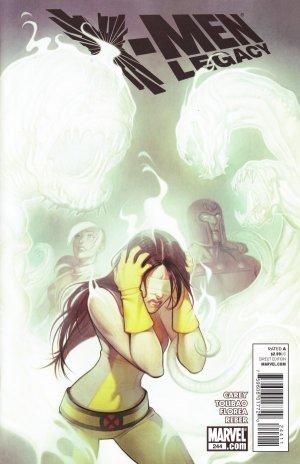 X-Men Legacy # 244