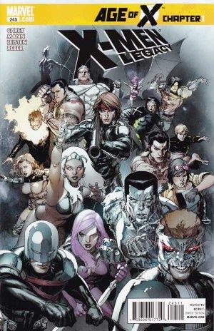 X-Men Legacy # 245