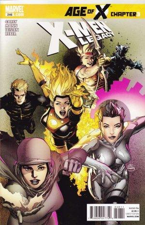 X-Men Legacy # 246