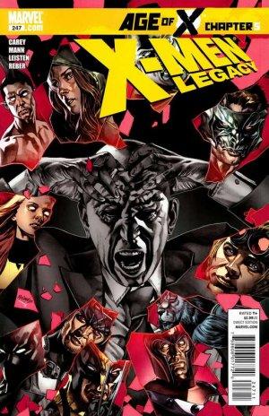 X-Men Legacy # 247