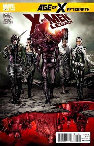 X-Men Legacy # 248