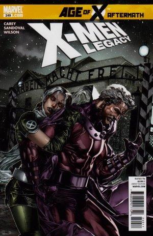 X-Men Legacy # 249
