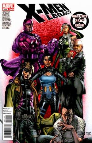 X-Men Legacy # 250