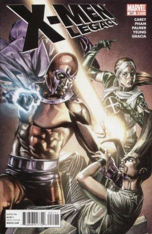 X-Men Legacy # 251