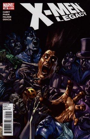 X-Men Legacy # 252