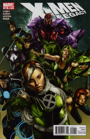 X-Men Legacy # 254