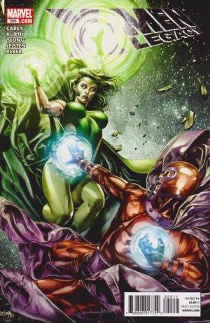 X-Men Legacy # 255
