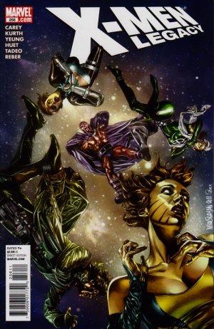 X-Men Legacy # 256