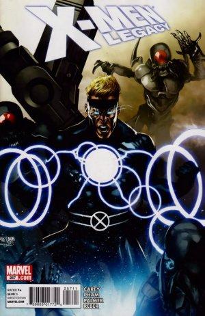 X-Men Legacy # 257