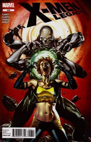 X-Men Legacy # 258