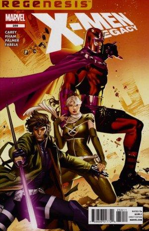 X-Men Legacy # 259