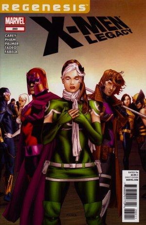 X-Men Legacy # 260