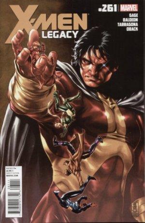 X-Men Legacy # 261