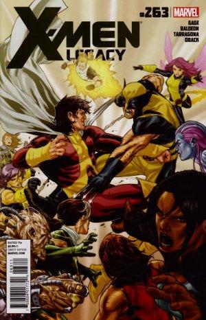 X-Men Legacy # 263