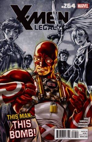X-Men Legacy # 264