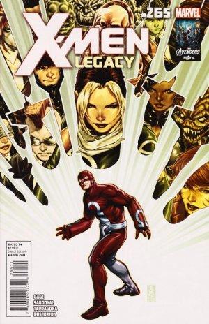 X-Men Legacy # 265