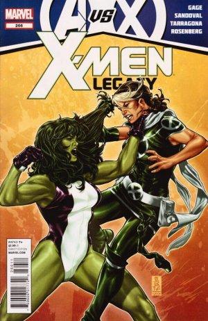 X-Men Legacy # 266