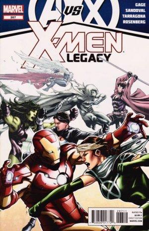 X-Men Legacy # 267