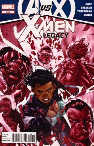 X-Men Legacy # 268